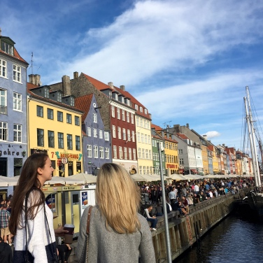 Nyhavn with Olivia