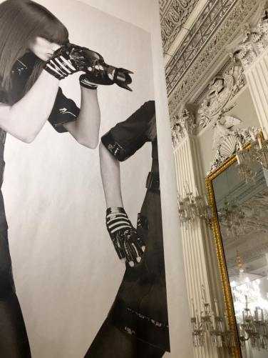 Karl Lagerfeld exhibit at Pitti Palace