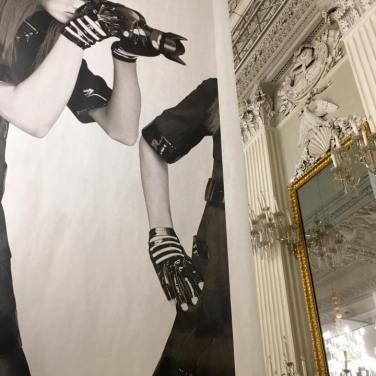Karl Lagerfeld exhibit at Pitti Palace